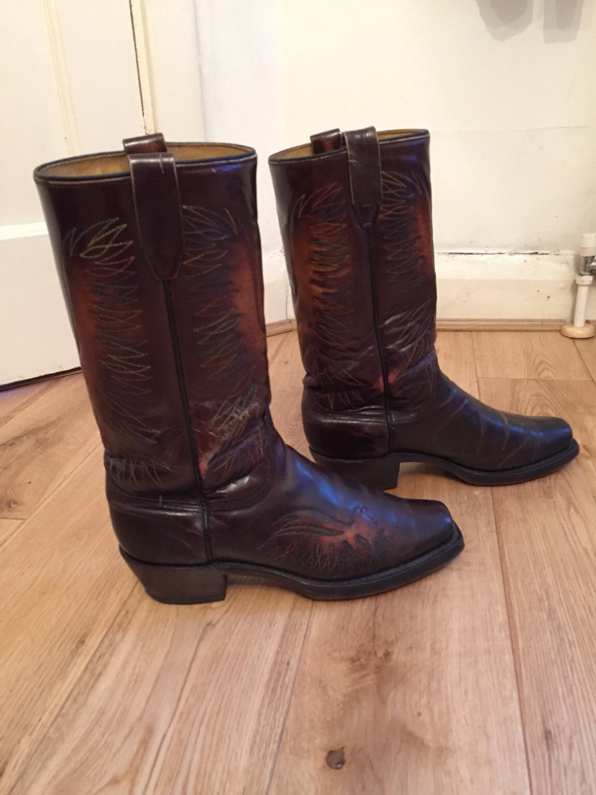 71da2f8ba2b Wrangler' Cowboy Boots US size 7.5 D in NW11 Barnet for £65.00 for ...