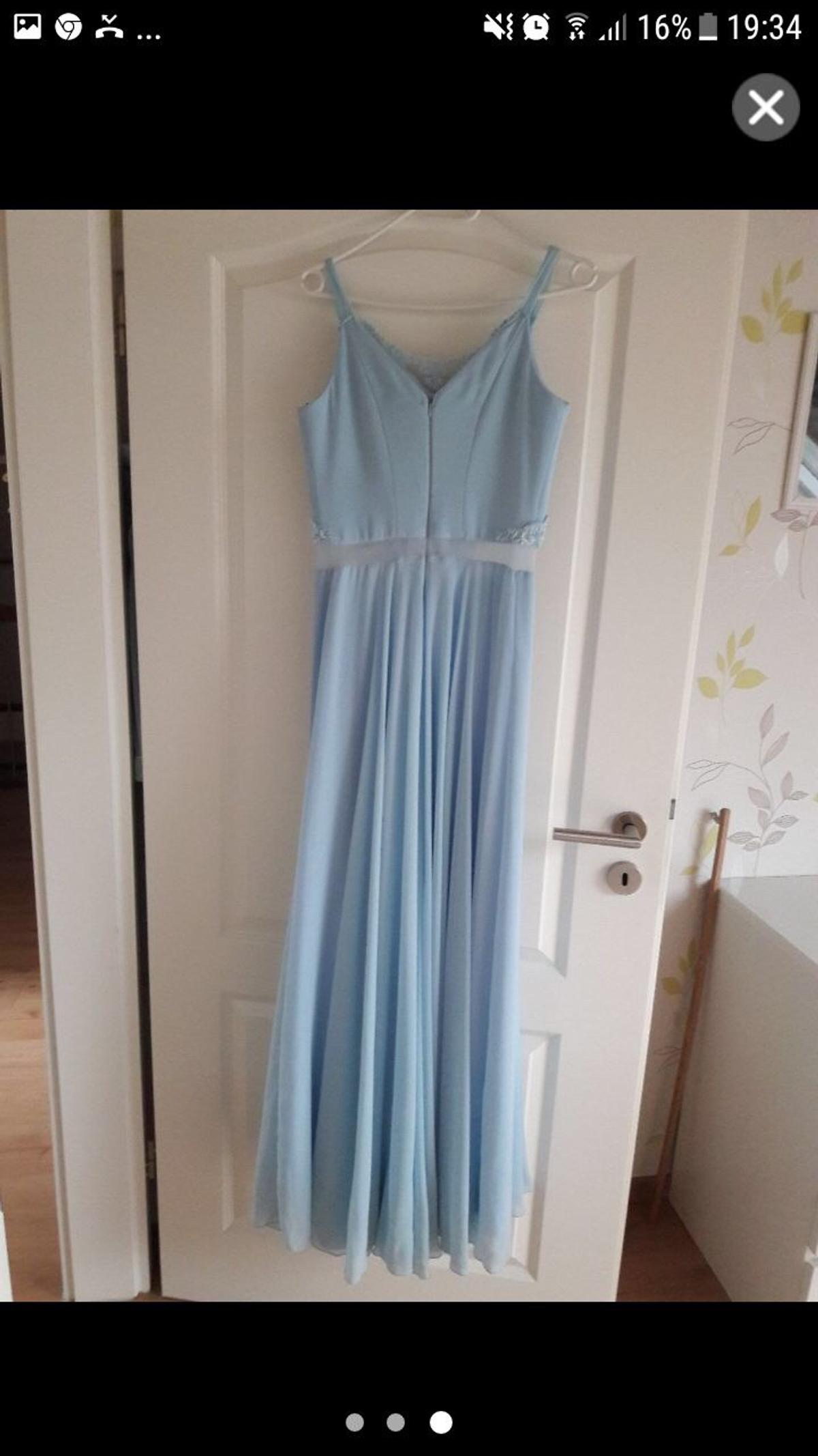 babyblaues abendkleid in 51103 köln for €115.00 for sale
