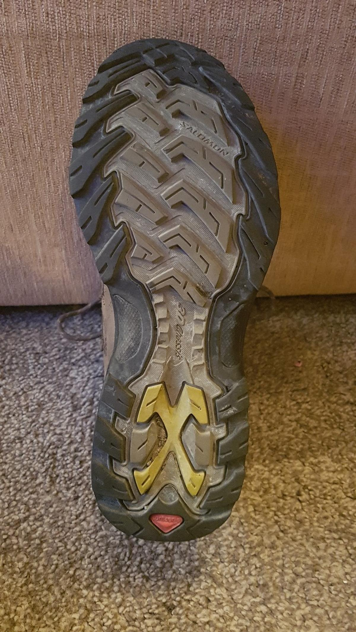 3bc2d2df Salomon 3D Chassis hiking boots. in WF15 Kirklees for £50.00 ...