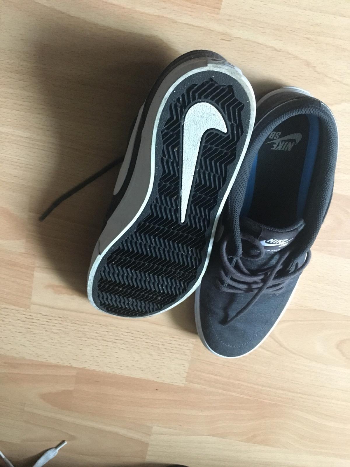 Graue Nike SB Schuhe in 33100 Paderborn for €70.00 for sale