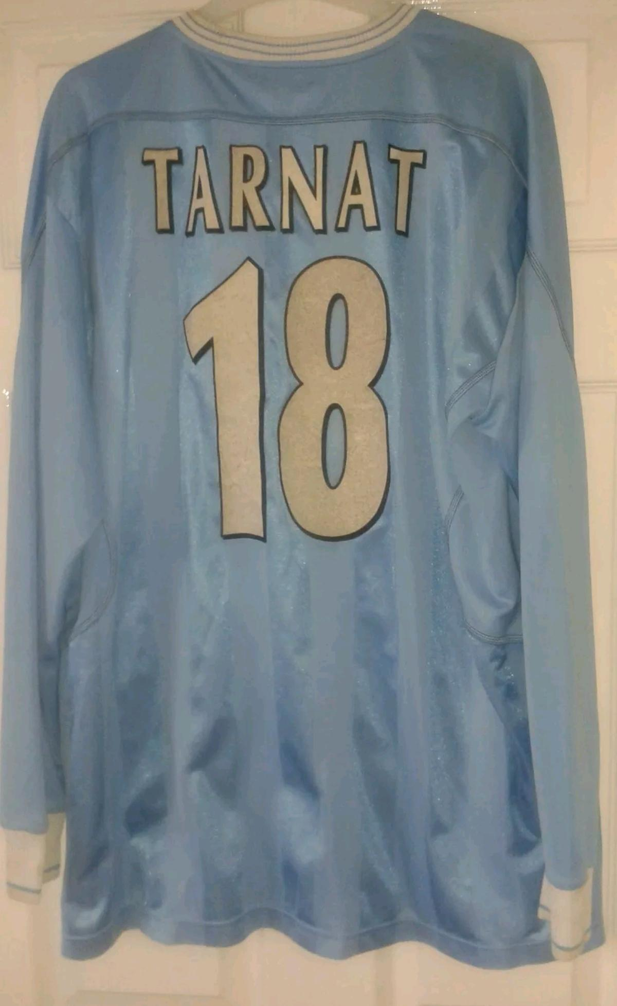 official photos e46ab 27c95 Manchester City Match Worn & Signed Shirt in S6 Sheffield ...