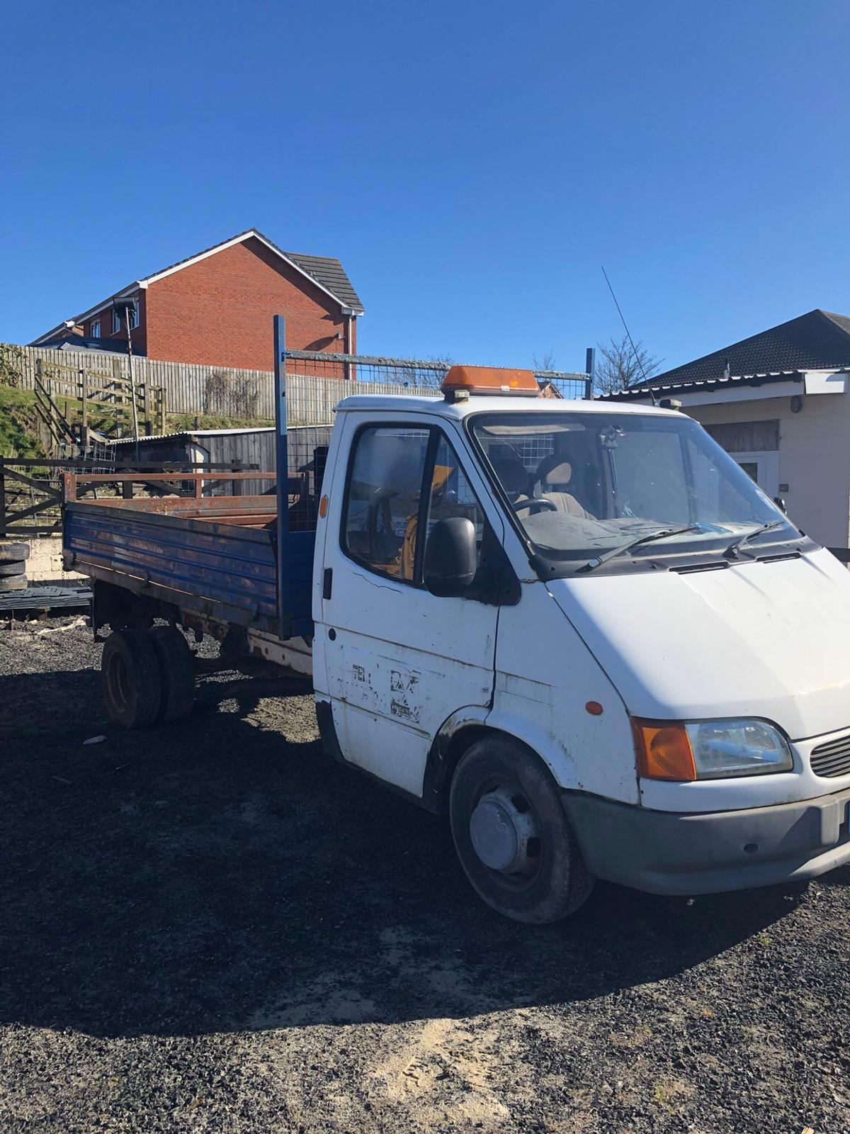 dcfd7ed7ed Ford Transit Tipper Truck in East Murton for £250.00 for sale - Shpock