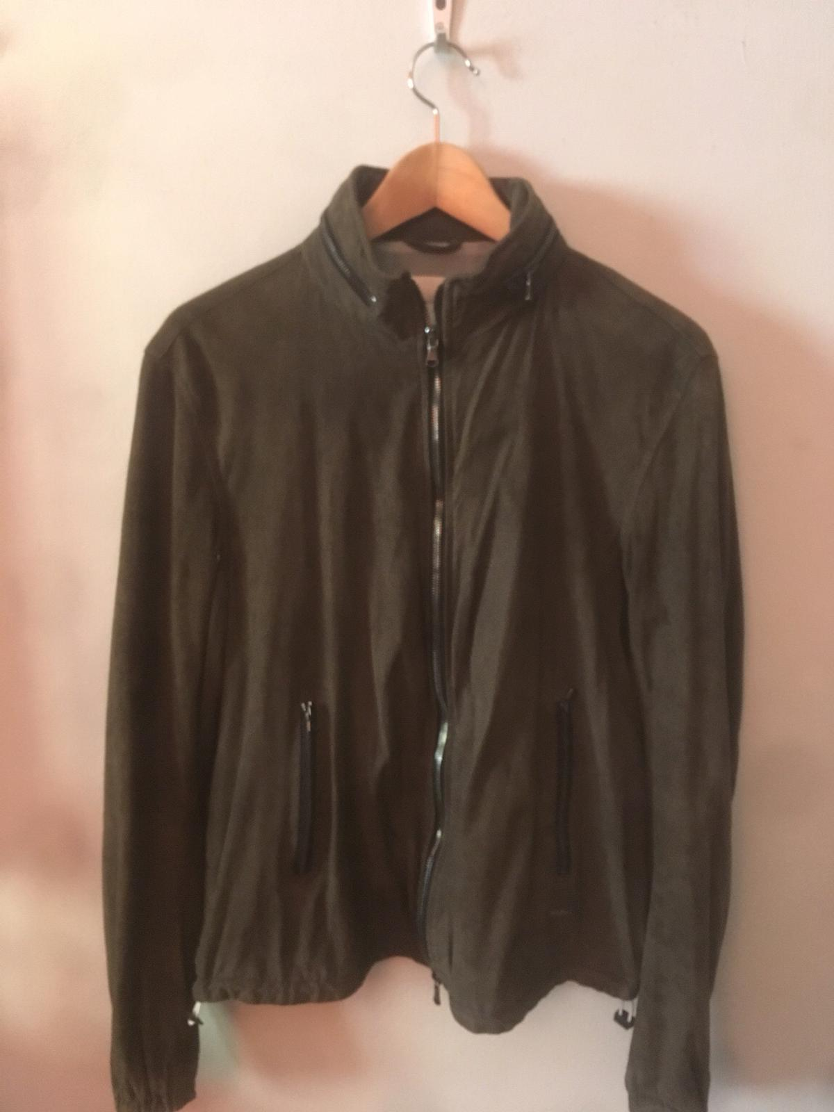 new style 1c855 c68b2 Giacca pelle traforata Uomo in 27100 Pavia for €60.00 for ...