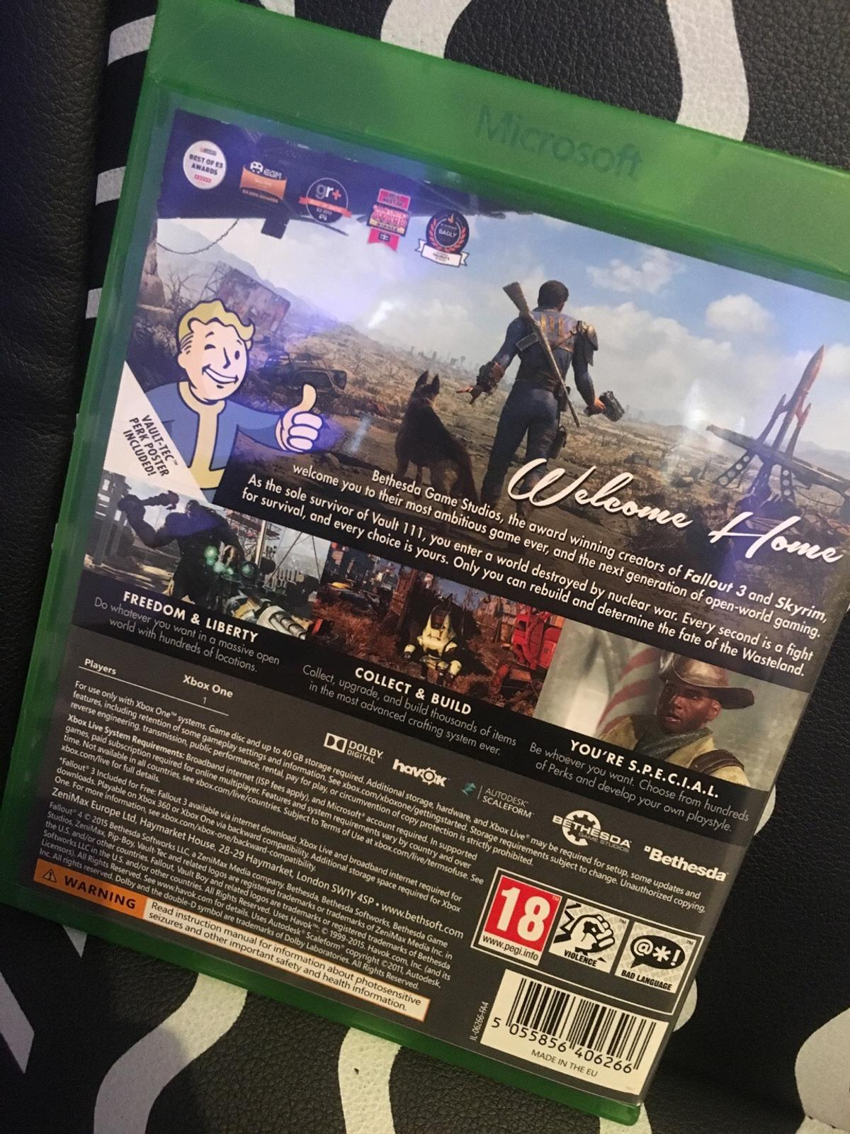Fallout 4! in SA6 Ynystawe for £10 00 for sale - Shpock