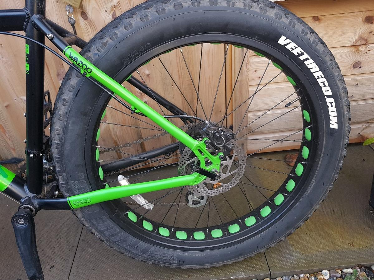 Voodoo fat Bike/mountain bike in Walsall for £325 00 for