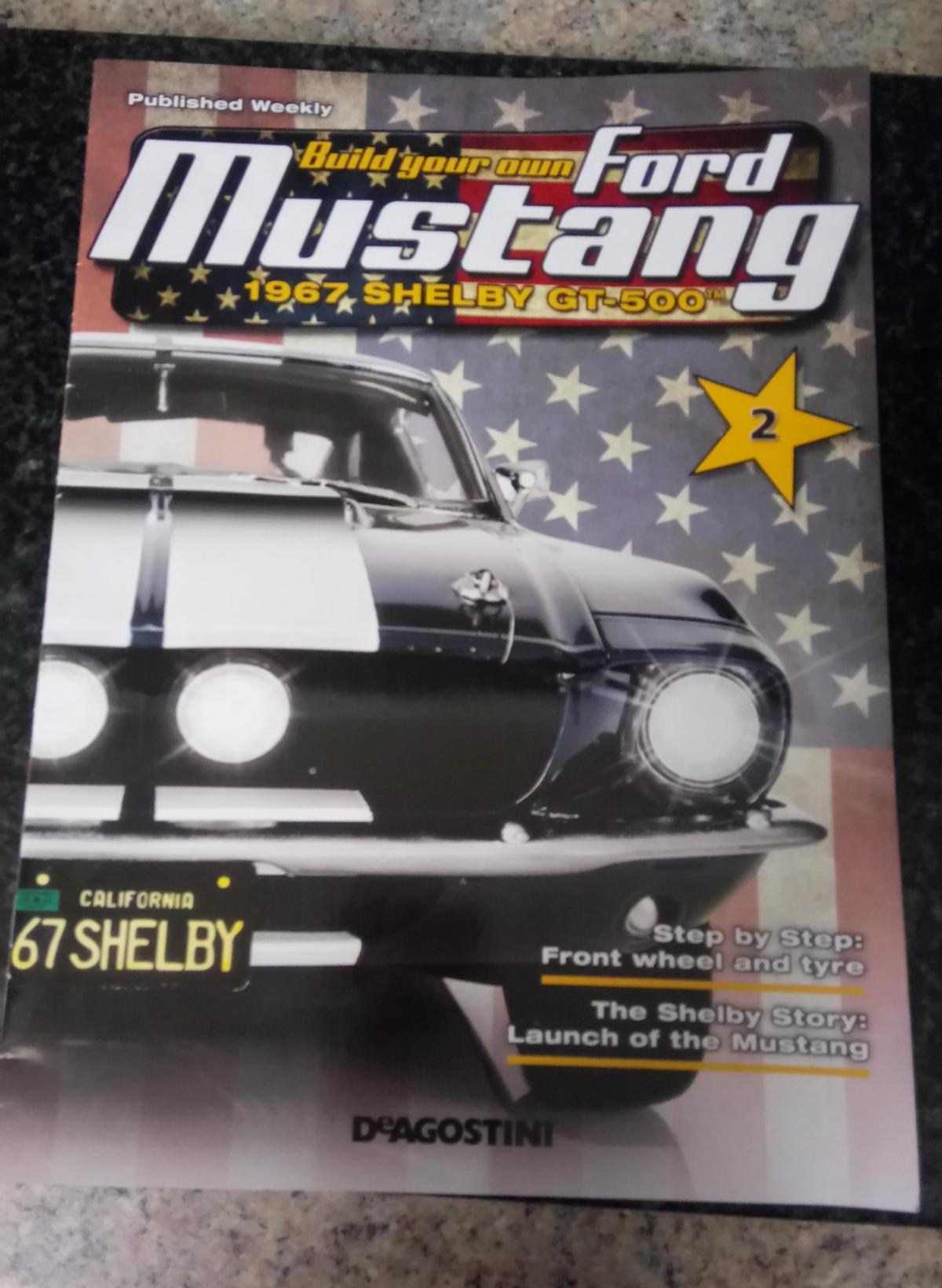 Build Your Own Mustang >> Build Your Own Ford Mustang 1967 Shelby Gt 5 In Np4 Pontypool For