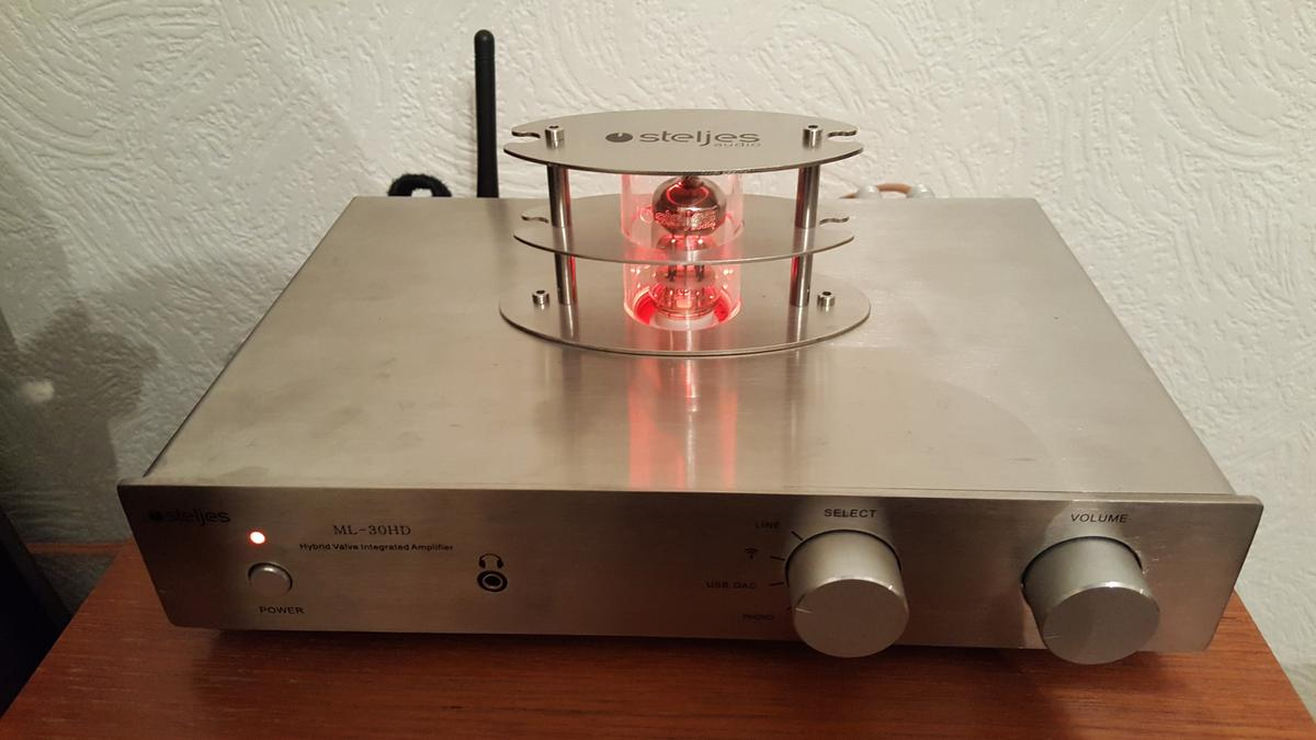 Steljes ML-30HD Hybrid Valve Amplifier