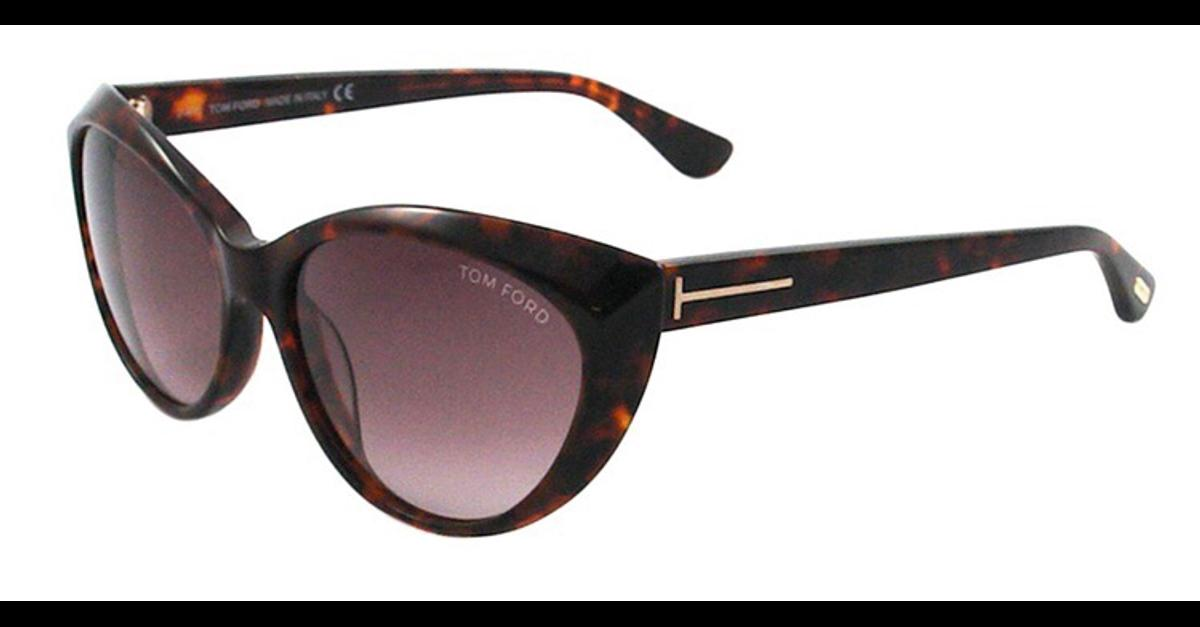 TOM FORD Womens Sunglasses MARTINA in SS7 Point for £95 00