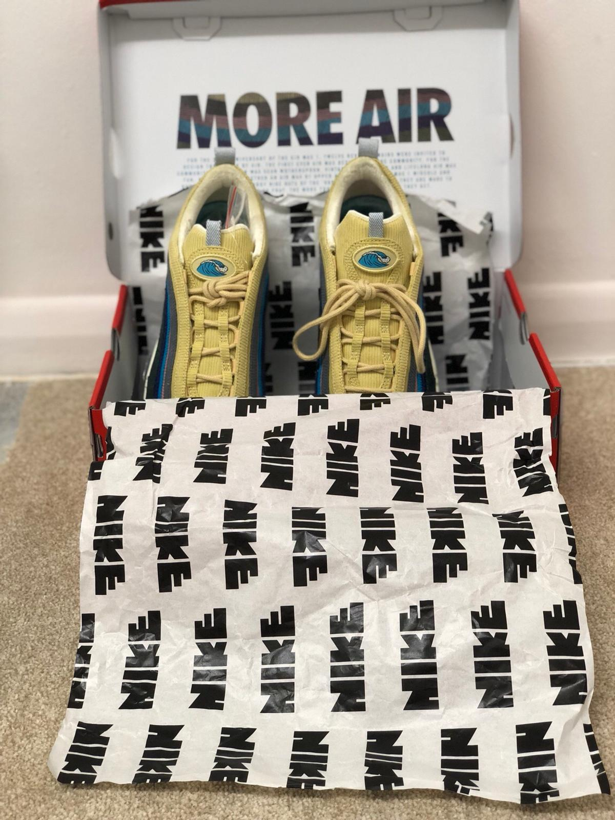 Nike Air Max 97/1 Sean Wotherspoon/ UK 8 in TW12 Thames for