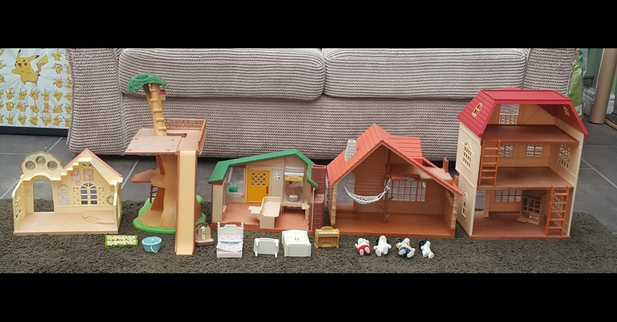 Sylvanian Family In Np10 Newport For 10000 For Sale Shpock