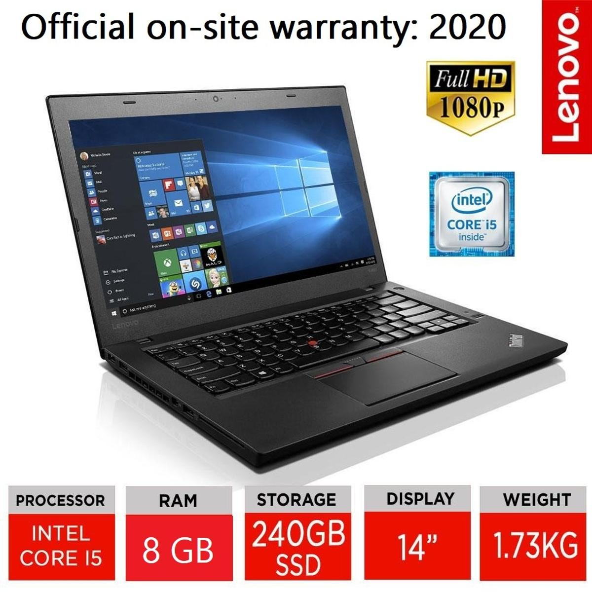 Power Reset Lenovo T460