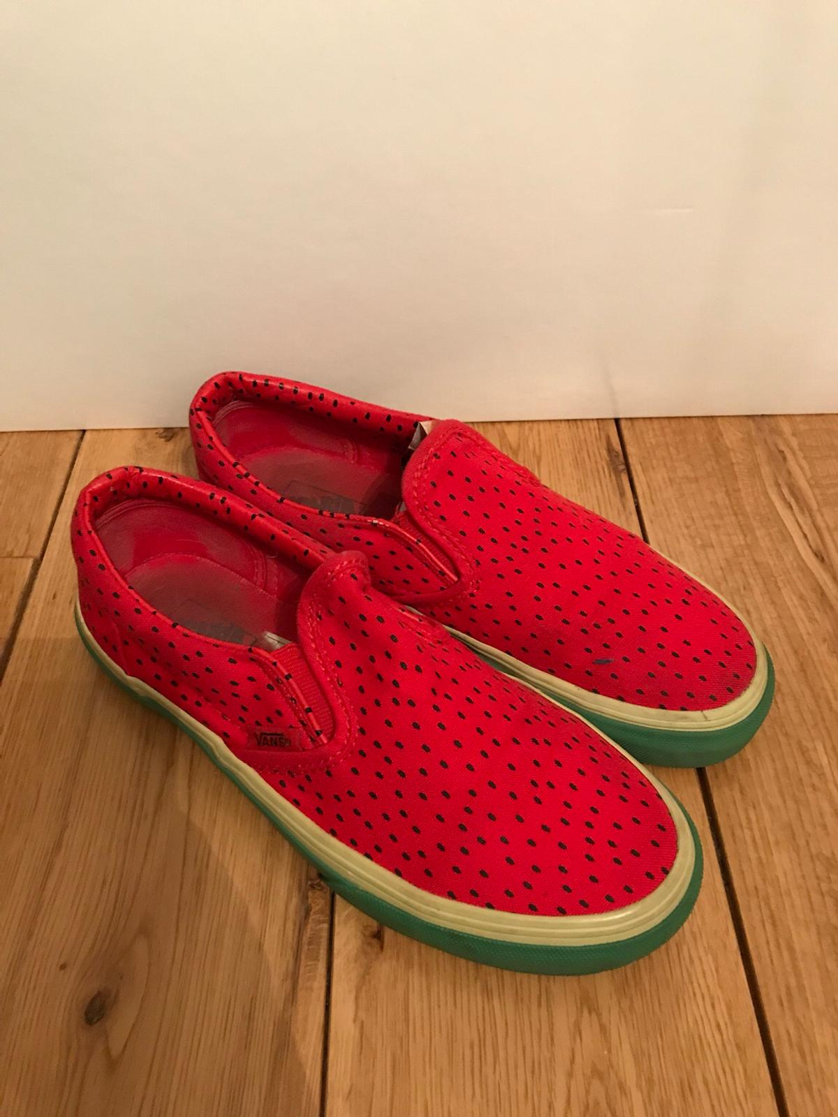 to buy more photos reputable site Watermelon vans uk size 3.5