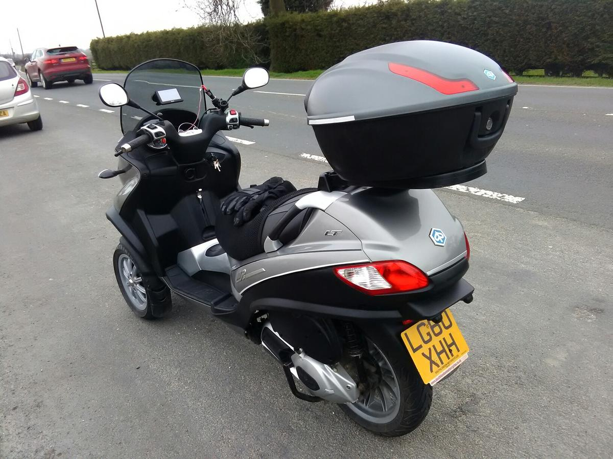 Vespa piaggio mp3 300 LT in HU6 Hull for £2,500 00 for sale - Shpock