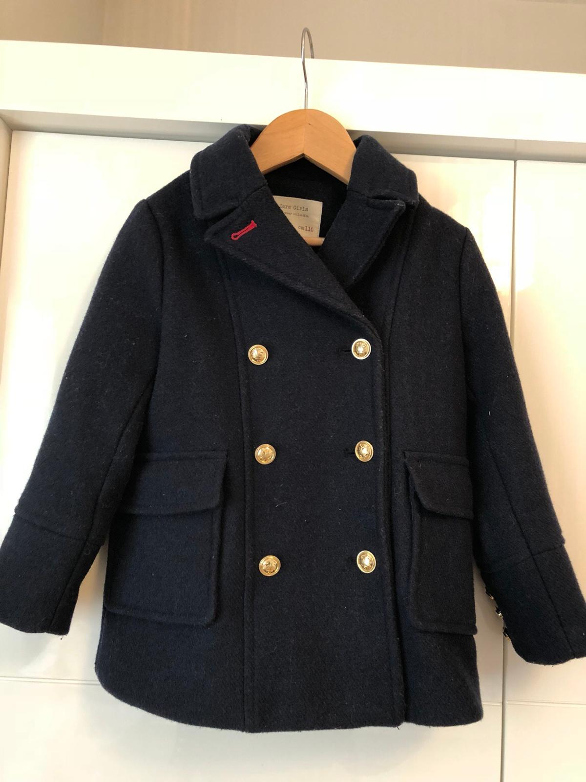 c1624119 Zara girls coat in WD23 Hertsmere for £20.00 for sale - Shpock
