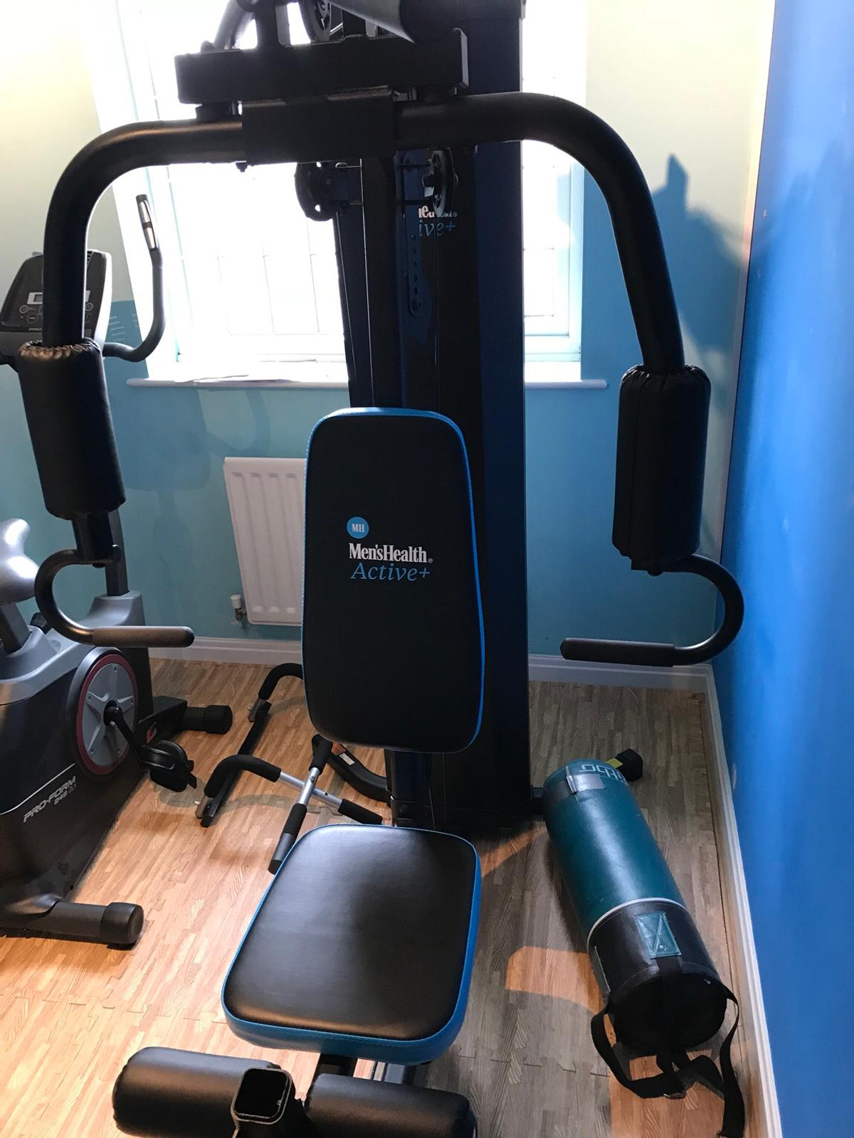Home multi gym from argos in cw davenham for £ for