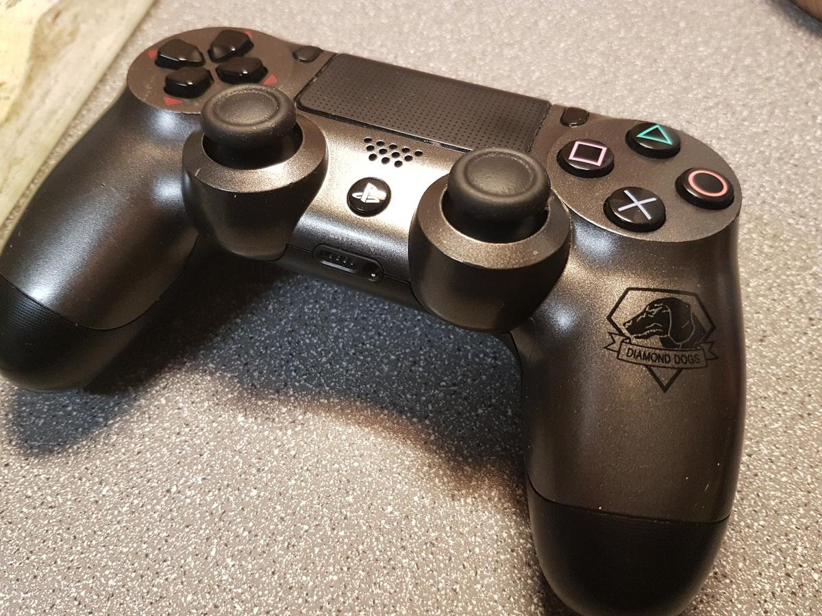 Limited Edition metal gear solid ps4 control in B78