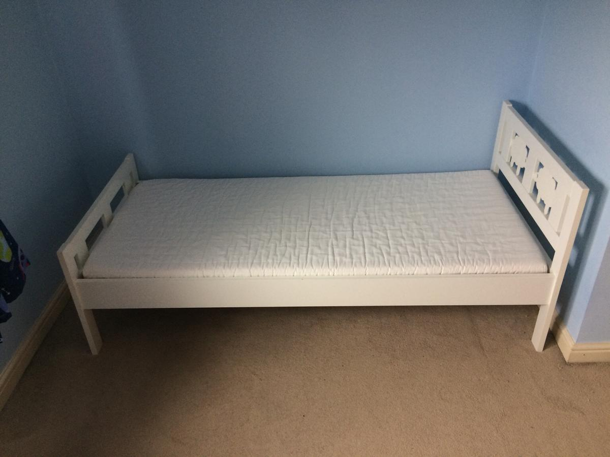 Picture of: Ikea Kritter Toddler Bed In B75 Birmingham For 25 00 For Sale Shpock