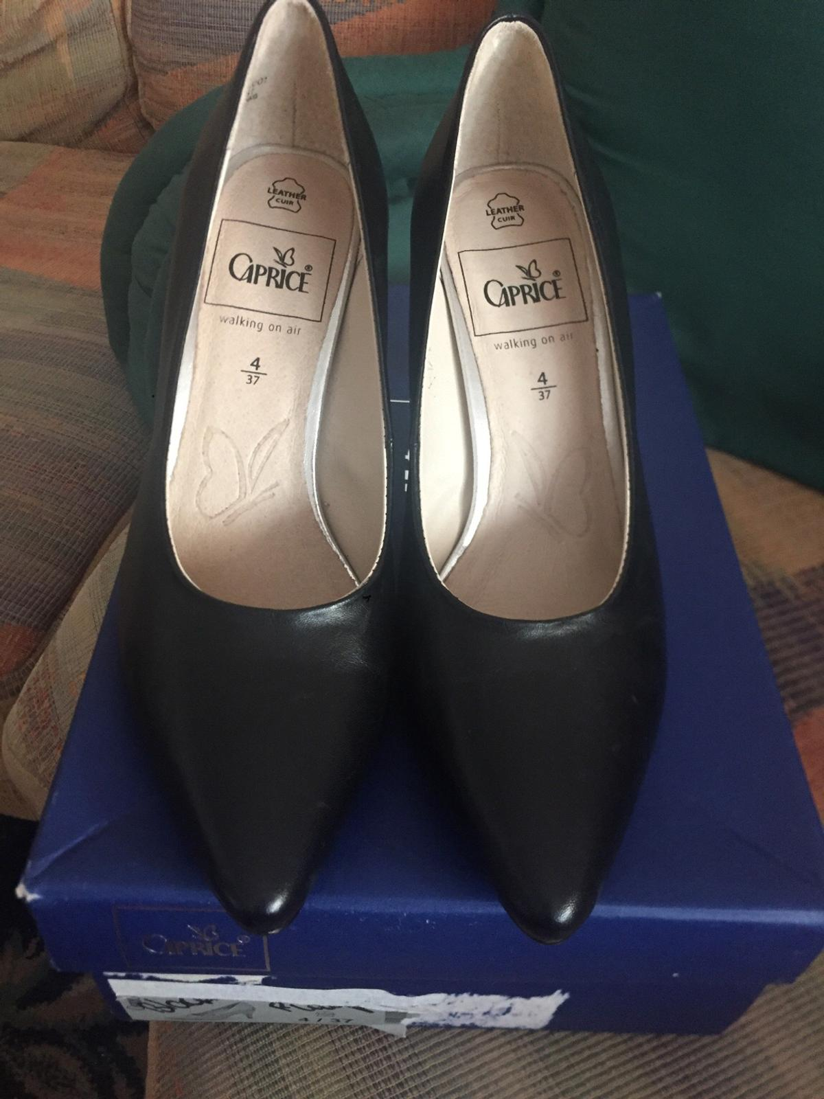 TAMARIS PUMPS LEATHER Cuir Comfort Damenschuhe Pumps Gr 37