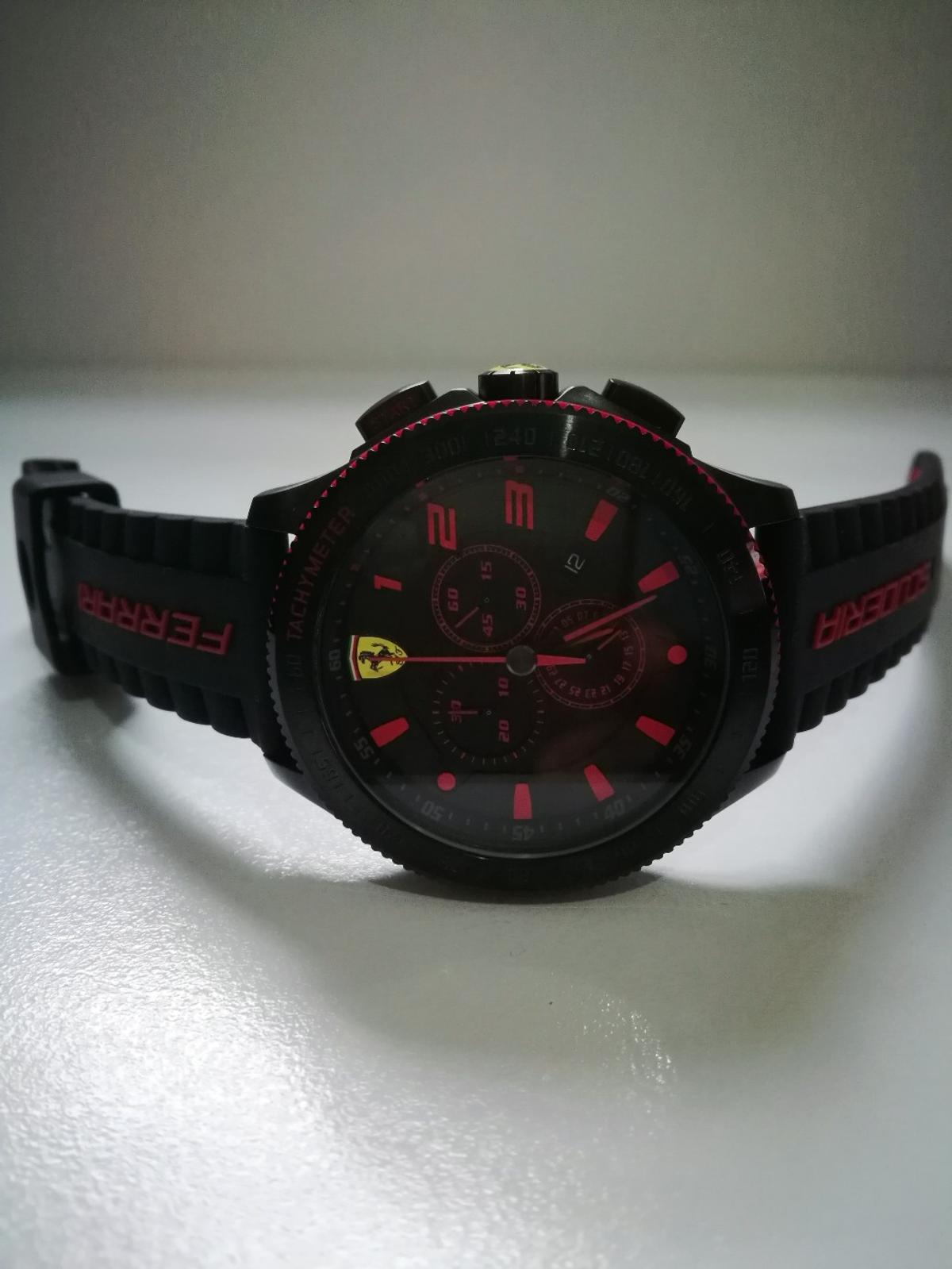 Scuderia Ferrari 830138 Men S Watch In W1s Westminster For 85 00 For Sale Shpock