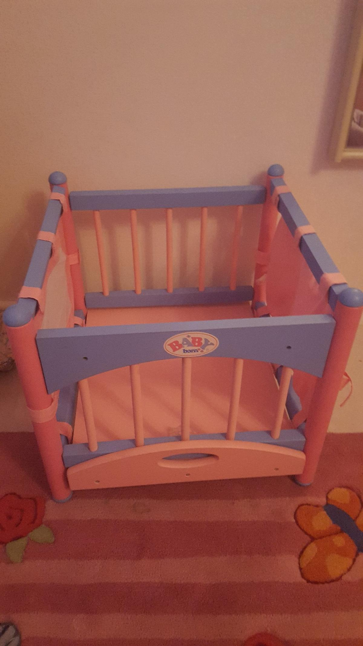 Baby born laufstall in 77815 Bühl for €12.00 for sale - Shpock