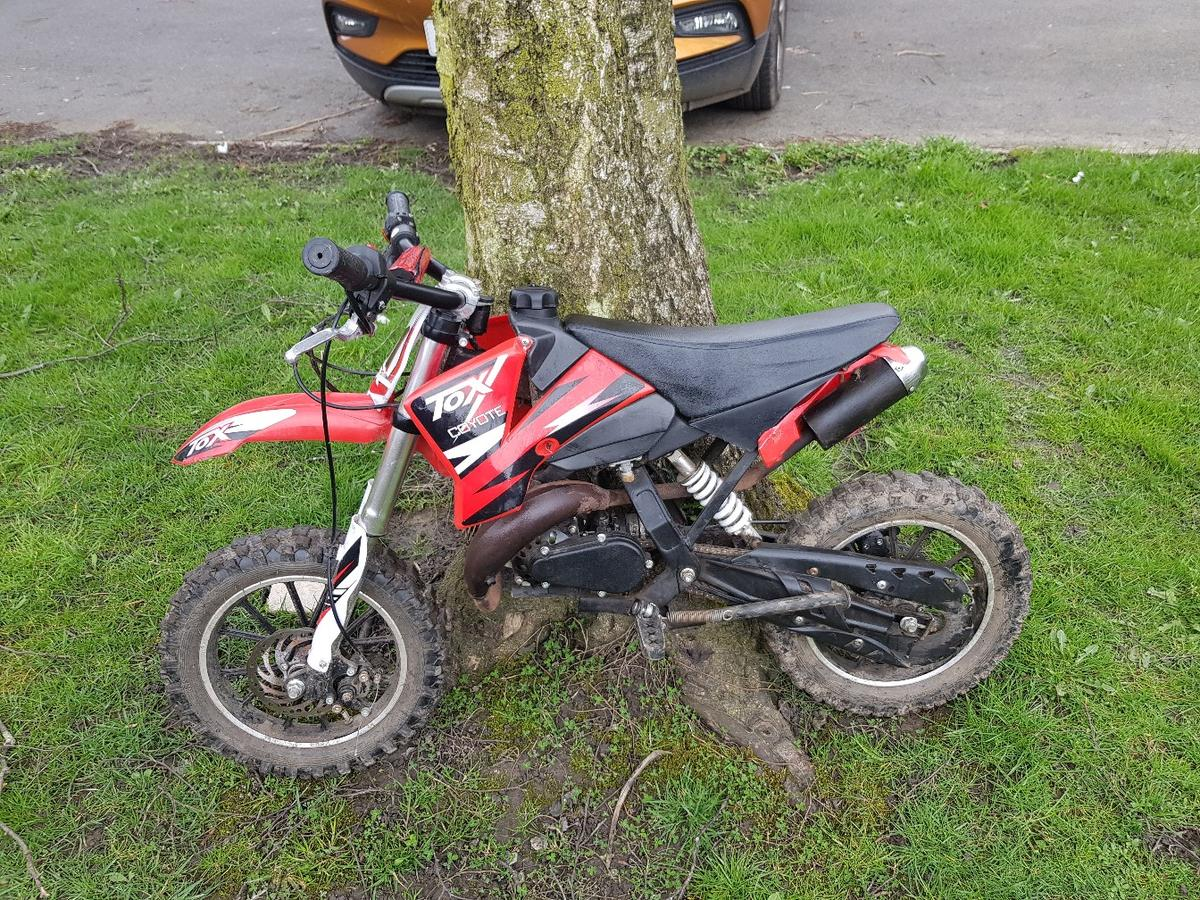 Tox crx 50cc mini moto in M26 Radcliffe for £120 00 for sale