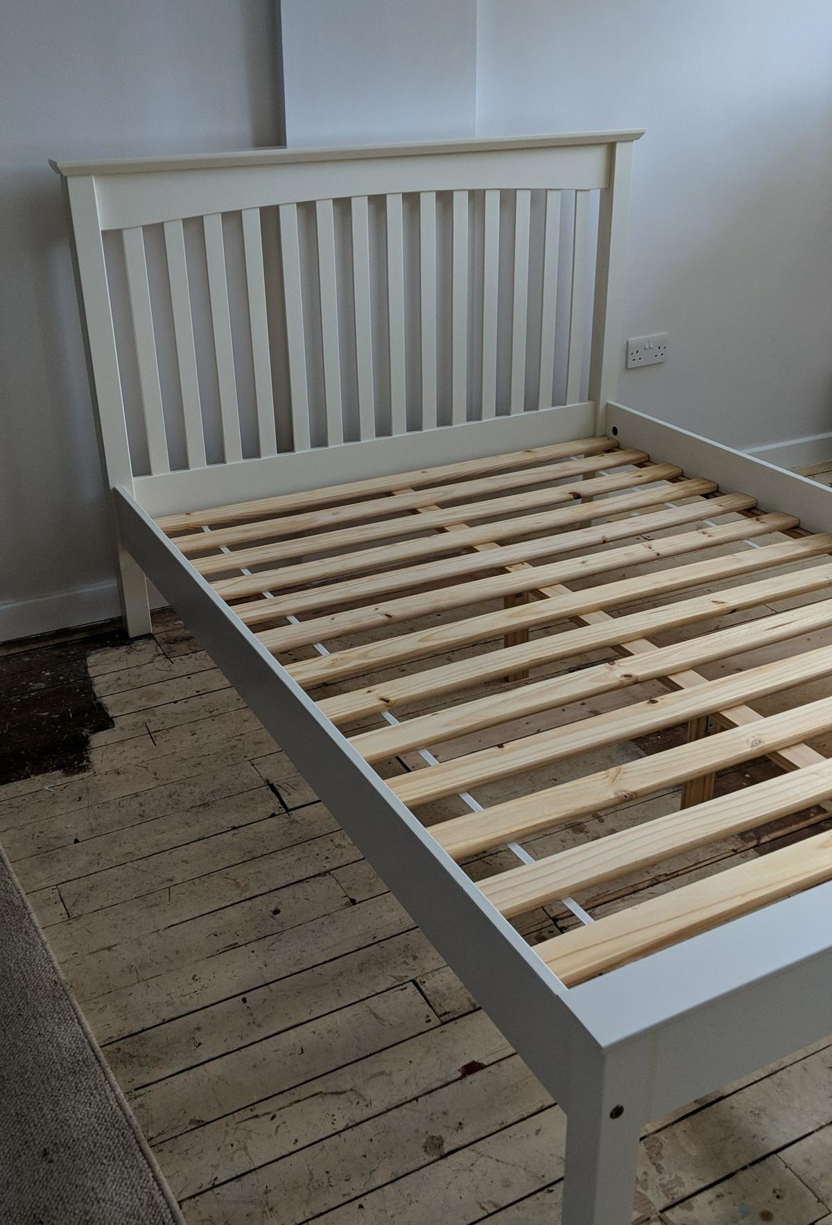 newest 4d72e 3b7f2 Marks & Spencer Hastings double bed frame in SG2 Stevenage ...