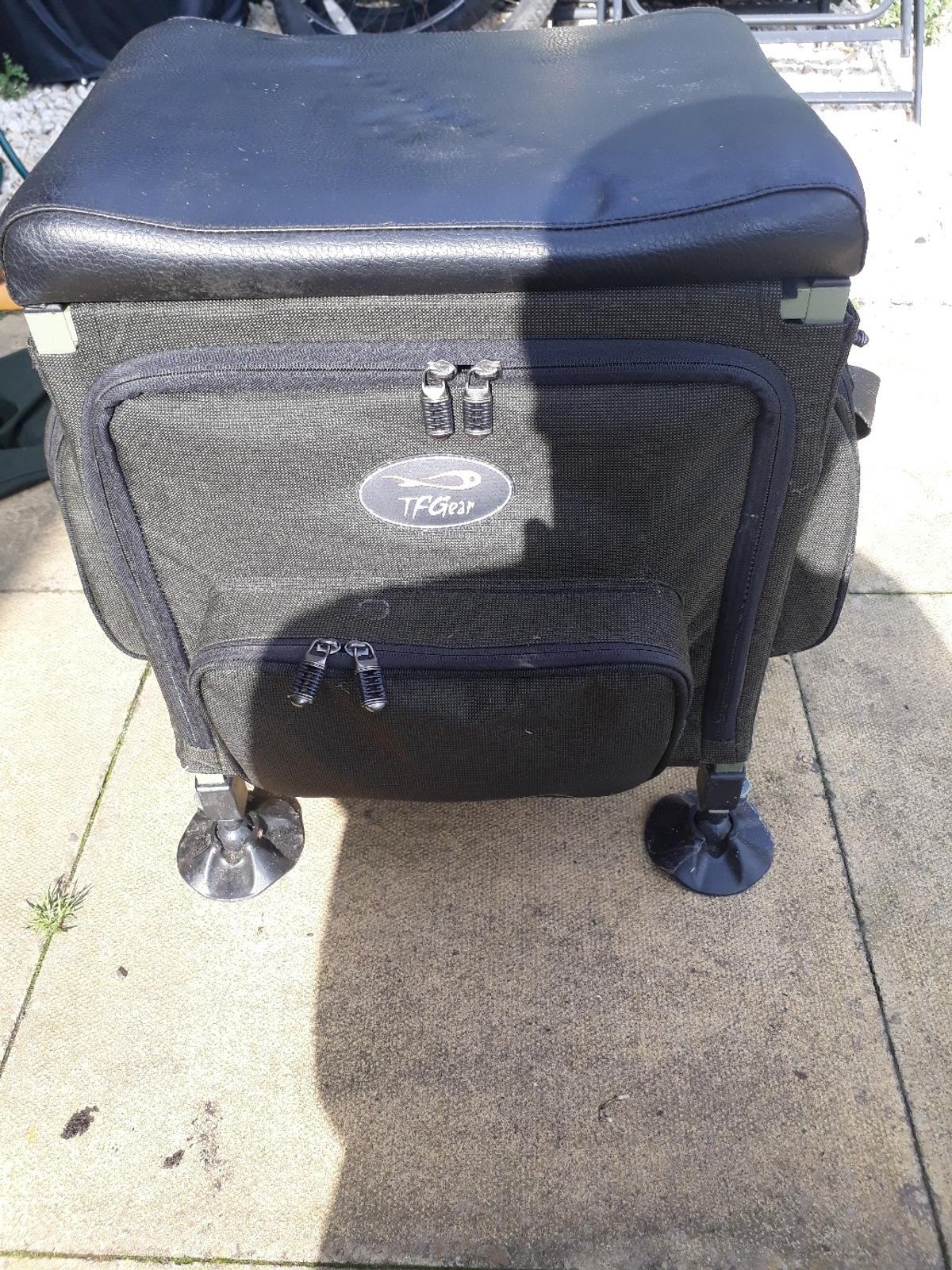 TF Gear Fishing tackle box/seat in Walsall for £50 00 for