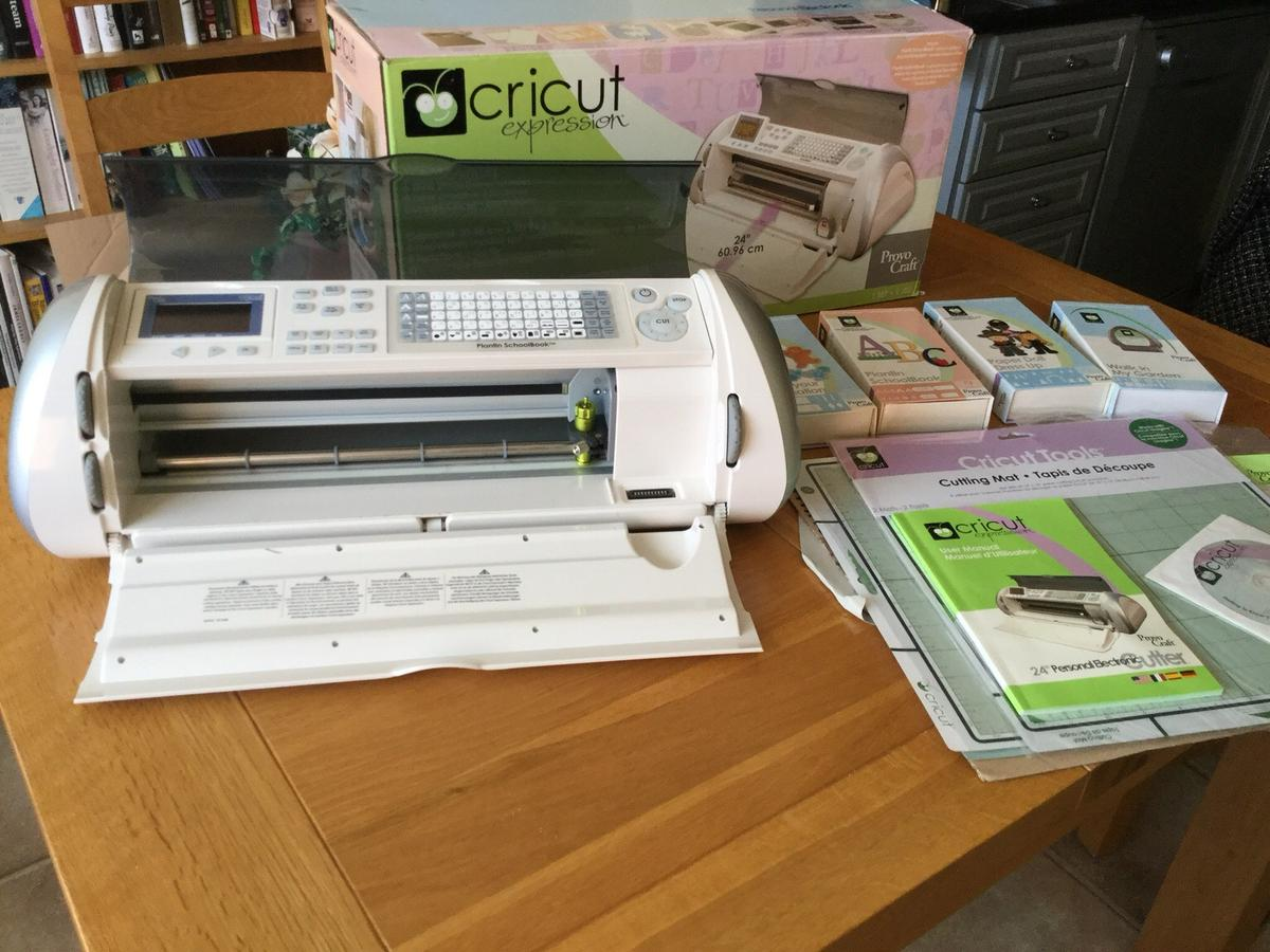 Cricut expression electronic cutter in Coventry für 50,00