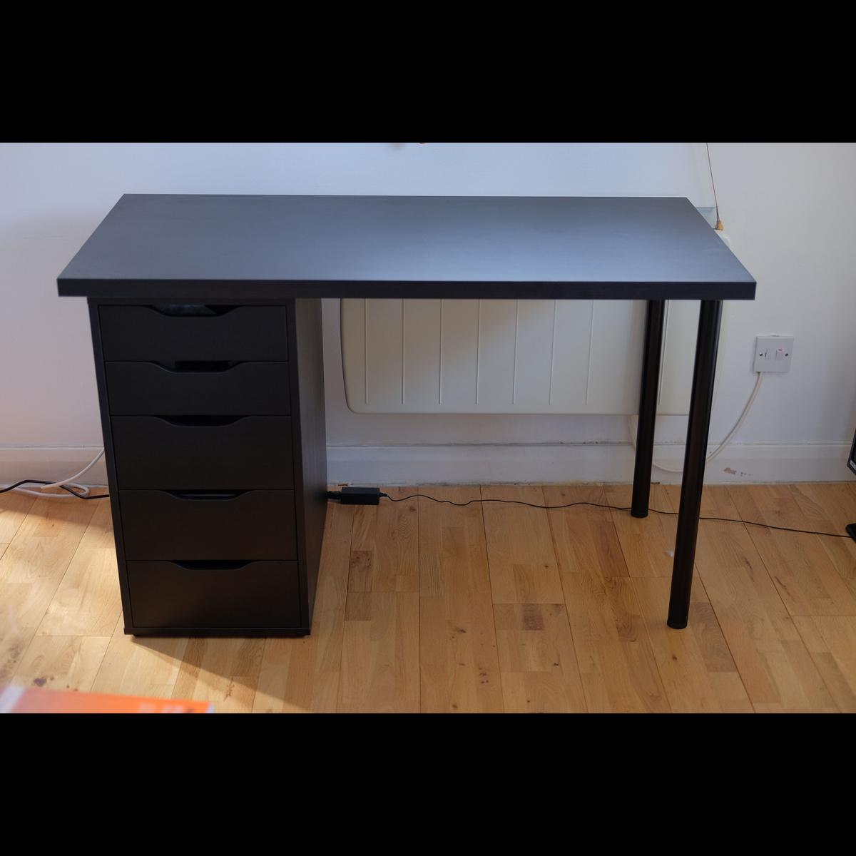 IKEA Alex/Linnmon desk