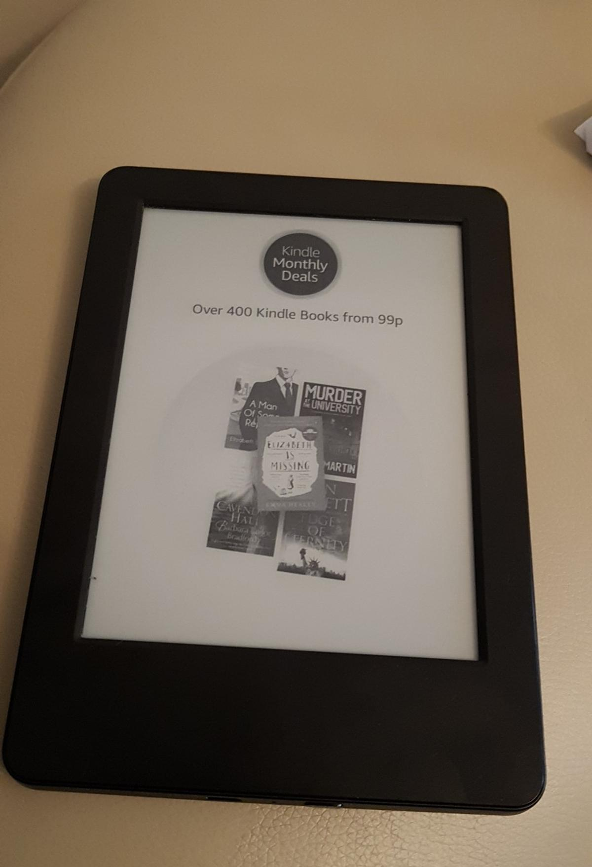 Amazon kindle WPG3GW