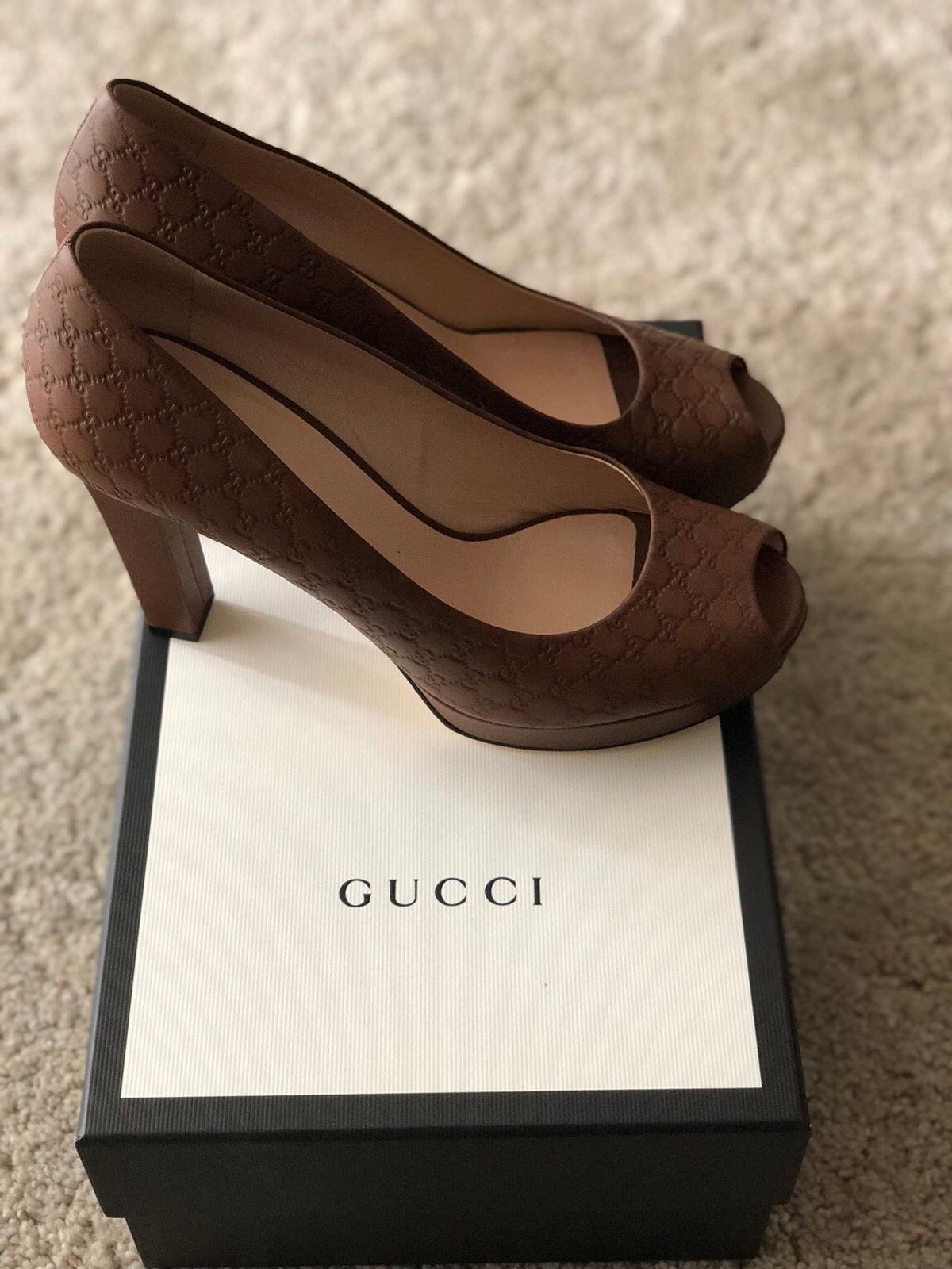 d8b1b41e635 Gucci heels in M3 Salford for £200.00 for sale - Shpock
