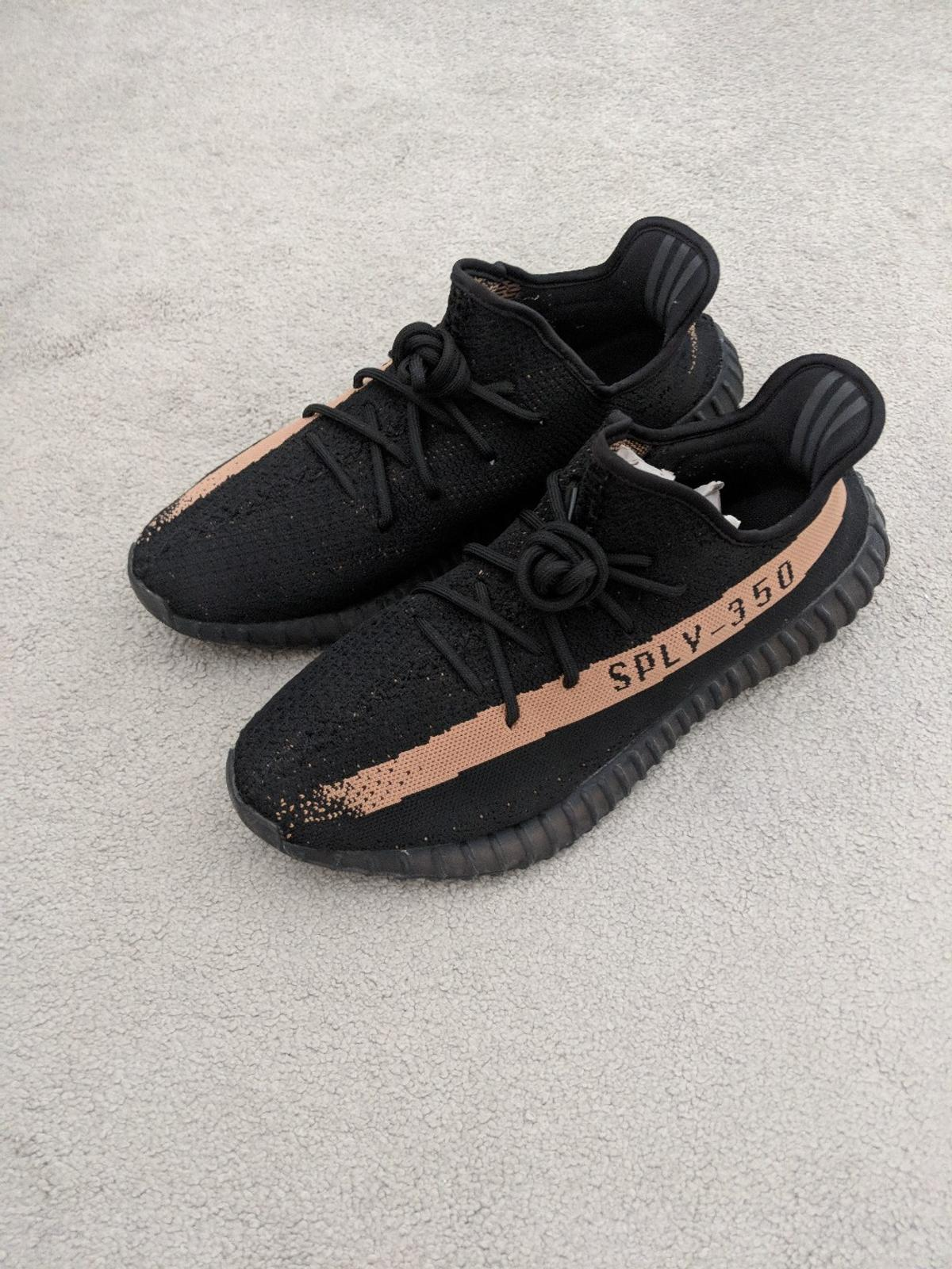 info for 10d61 b0574 Adidas Yeezy Boost 350 Copper 11 UK