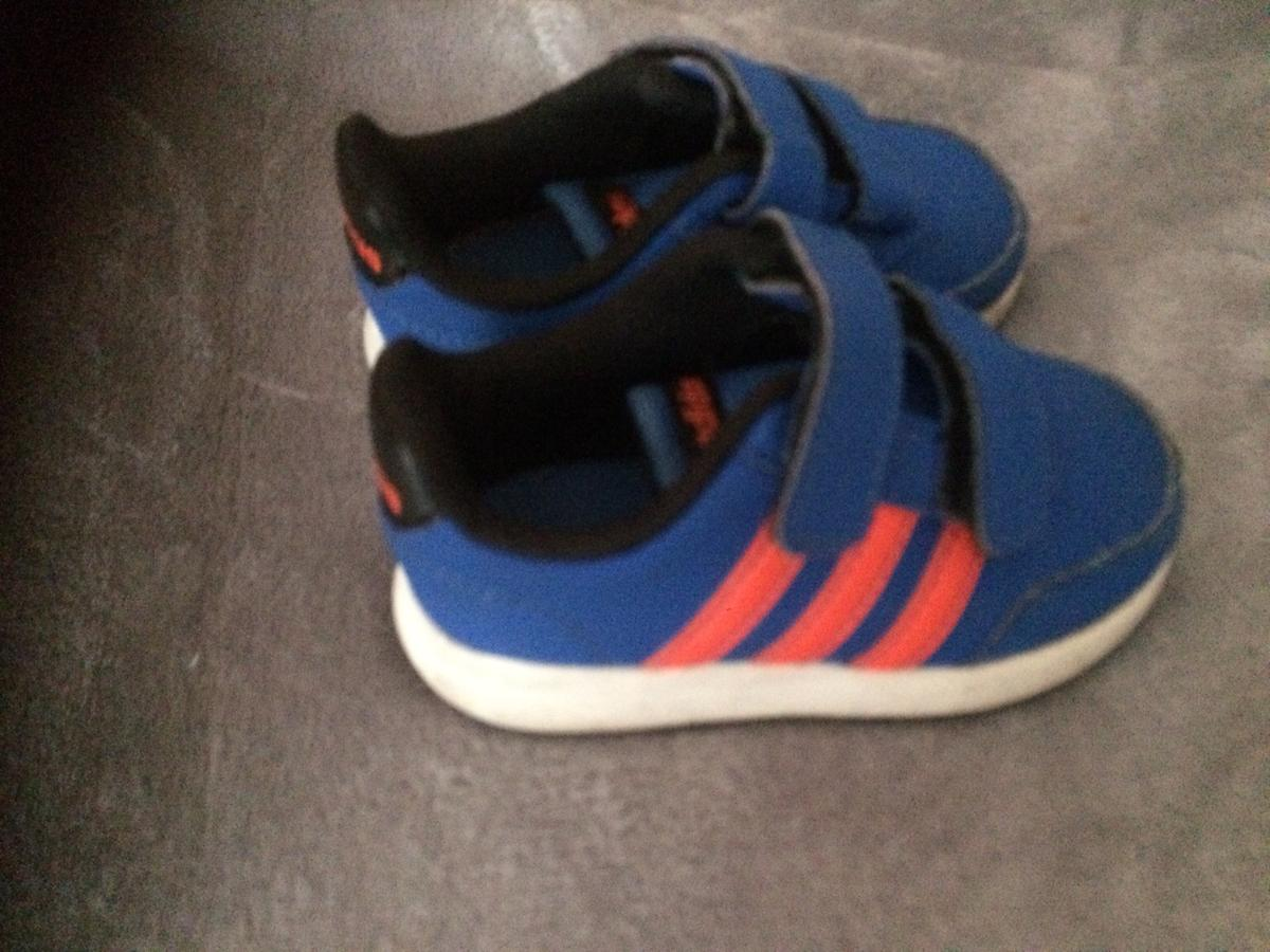 infant boys trainers size 5 adidas