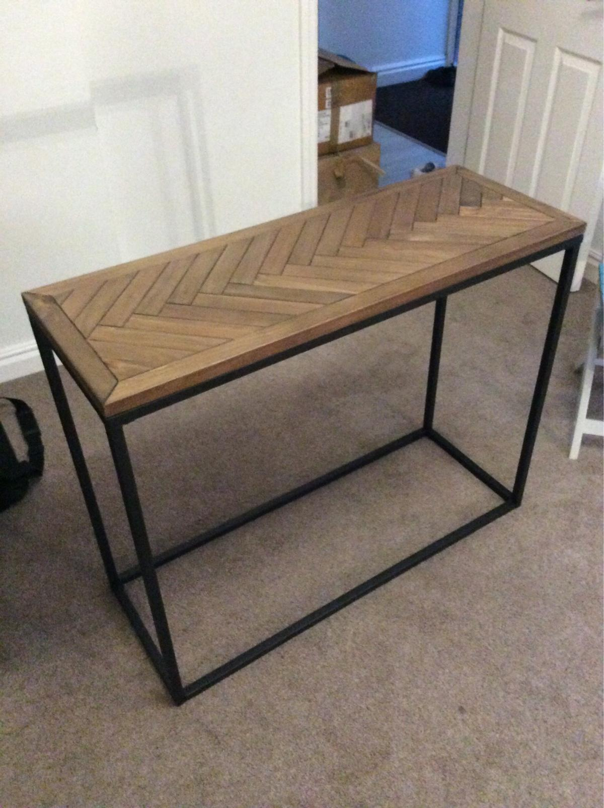 La Redoute Nottingham Parquet Table In B97 Redditch For 55 00 For
