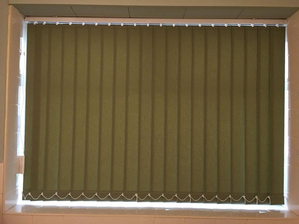Replacement Vertical Blind Slats In B10