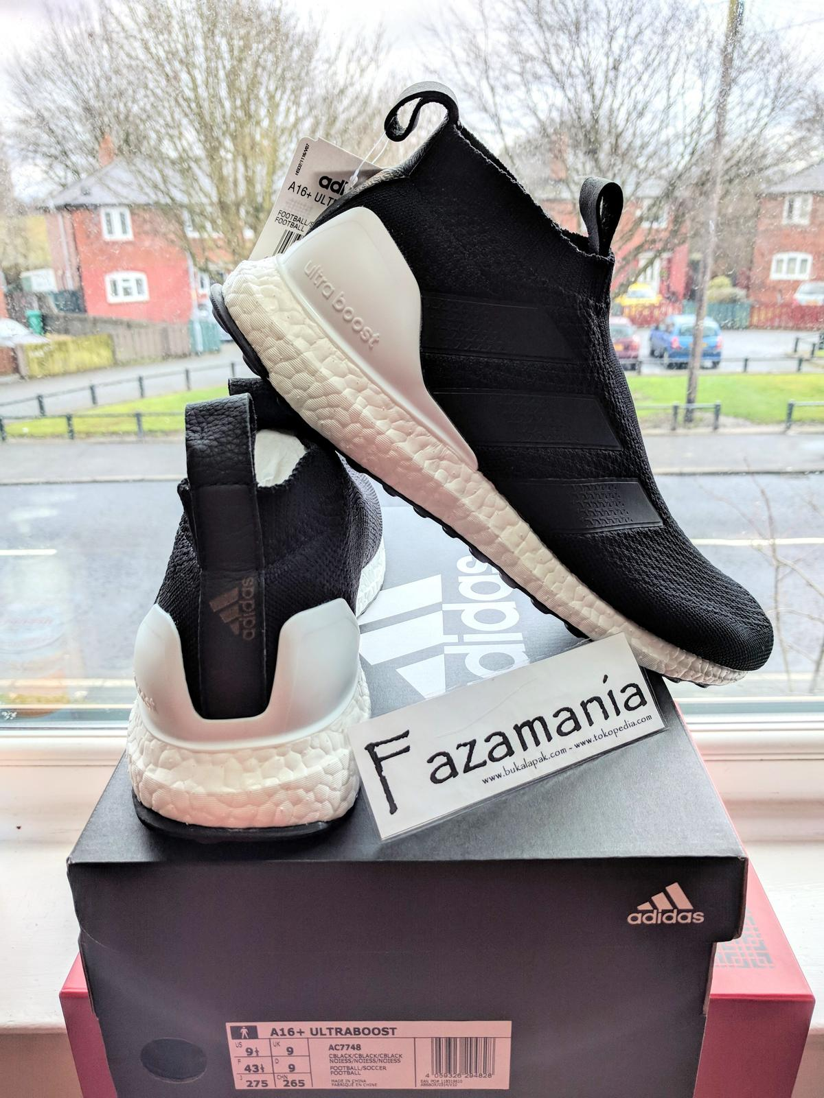 Adidas ACE 16+ PureControl Ultra Boost Black in M14