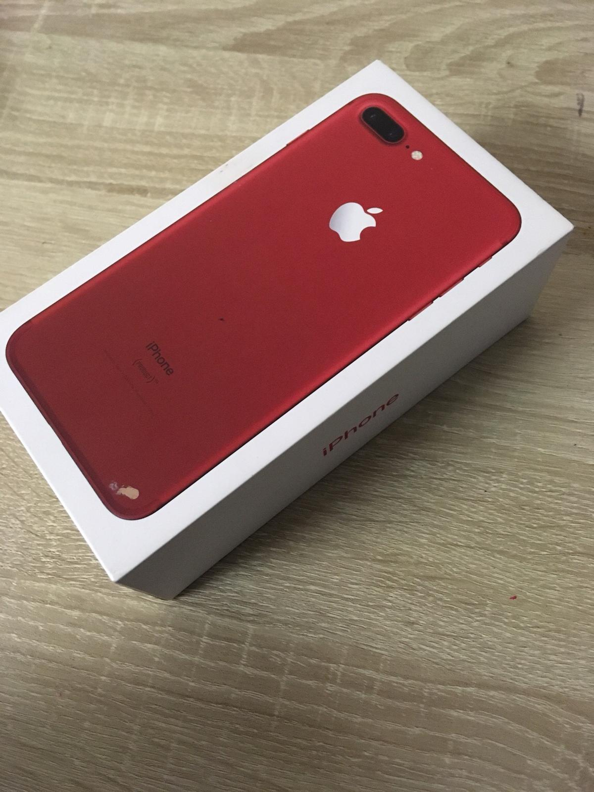 iPhone 7 Plus Red in LU4 Luton for £400 00 for sale - Shpock