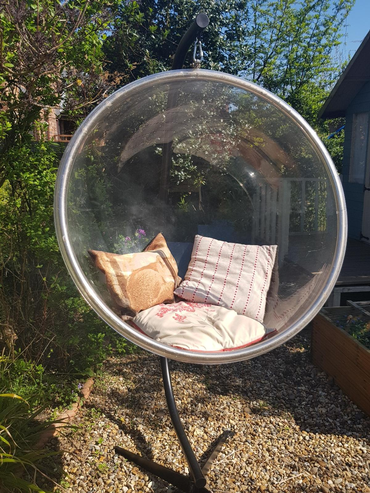 Outdoor Modern Feature Hanging Bubble Chair In Wd25 Watford For 200 00 For Sale Shpock