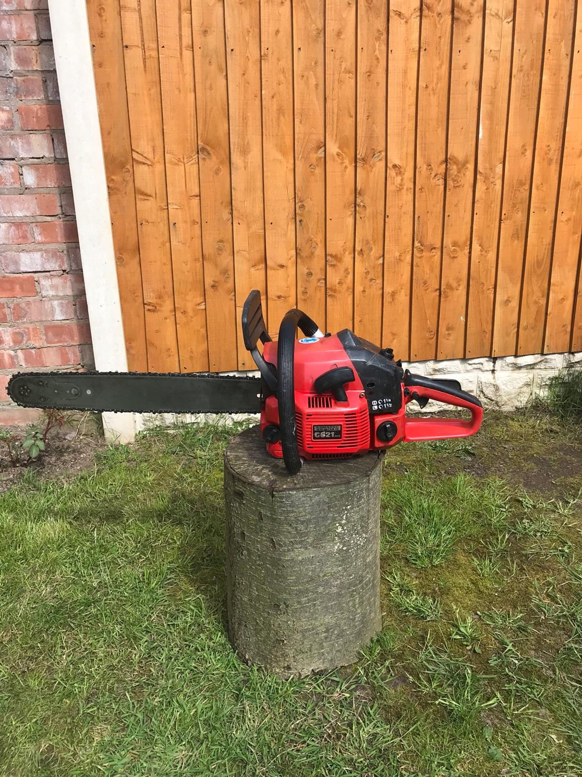 Petrol chainsaw-komatsu zenoah G621avs in Wolverhampton for £55 00