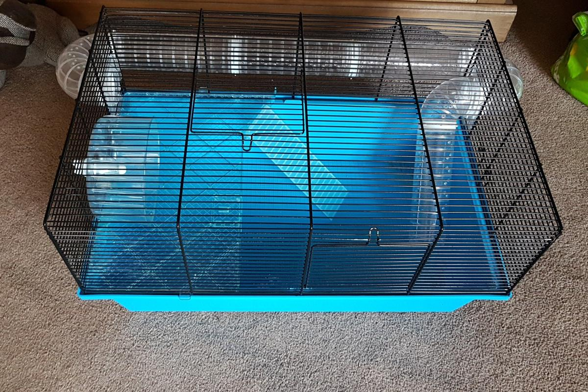 Pets At Home Large Hamster Cage Good Cond In B97 Redditch For 11 00 For Sale Shpock