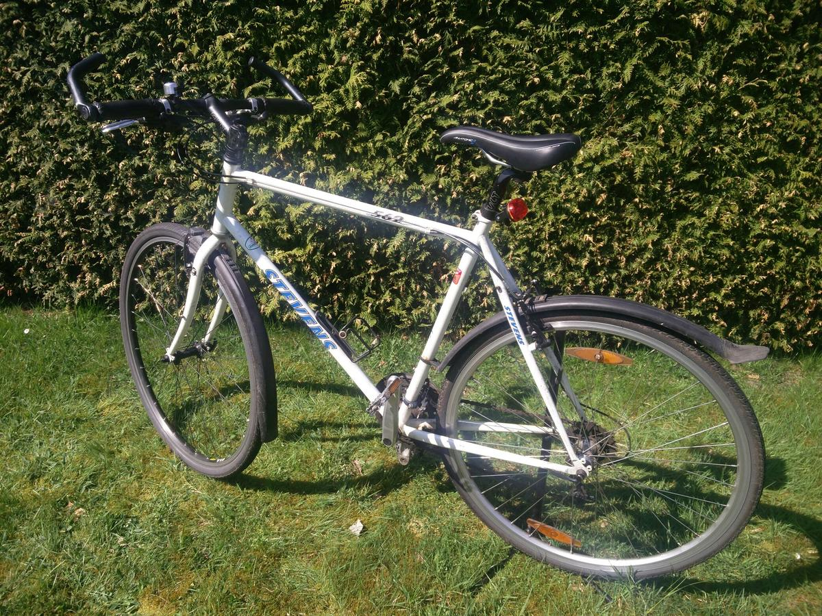 Fahrrad Stevens 562 comp Cross Bike in 21502 Geesthacht