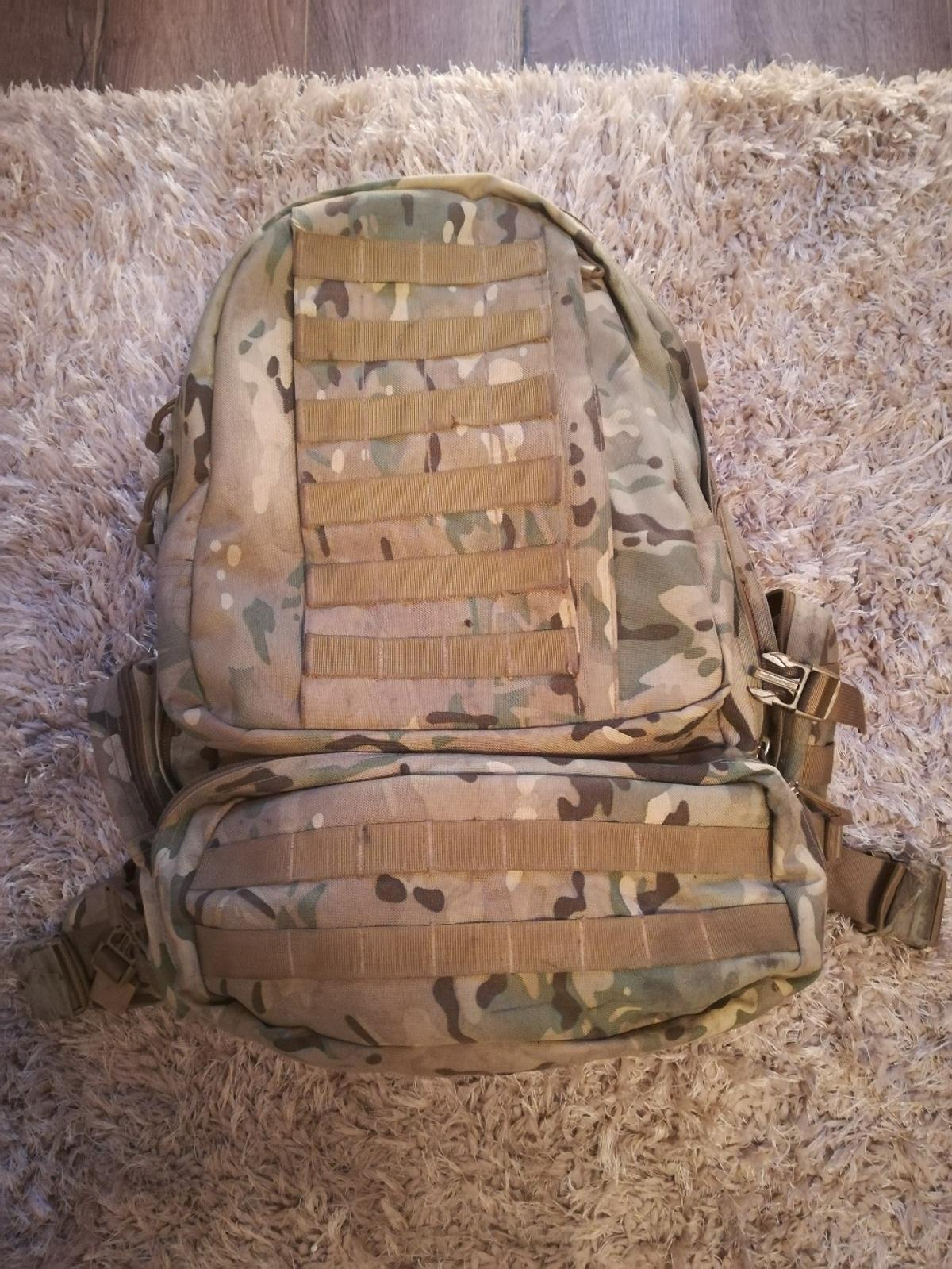 MTP British army issue patrol pack