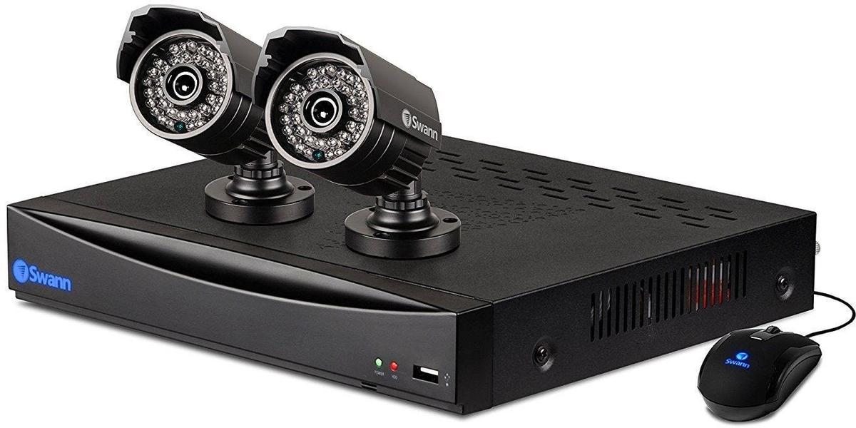 Swann cctv dvr recorder and 4 camera's in PL2 Plymouth for
