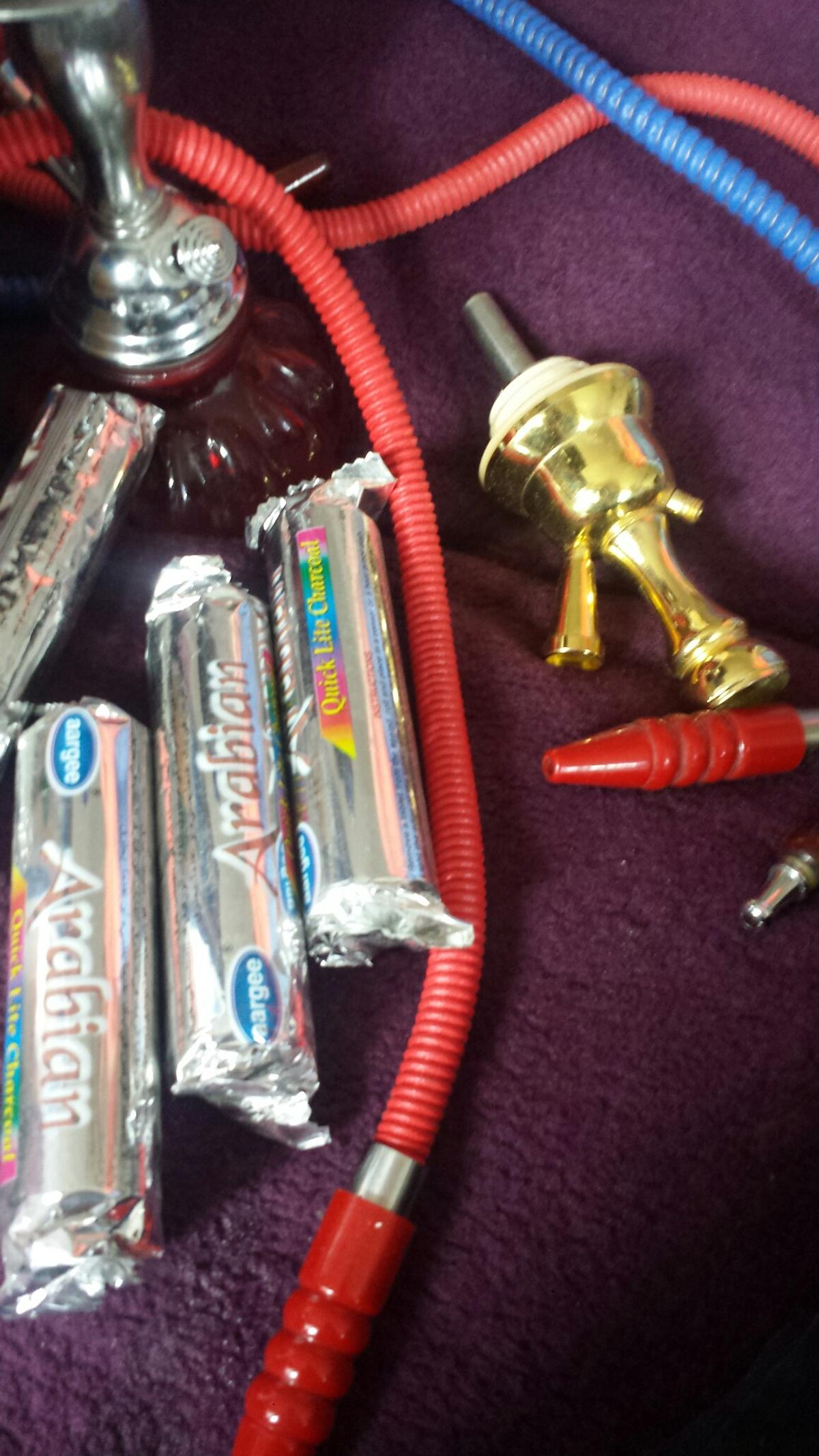 Hookah with 11in twin pipe in SE18 Greenwich for £12 00 for