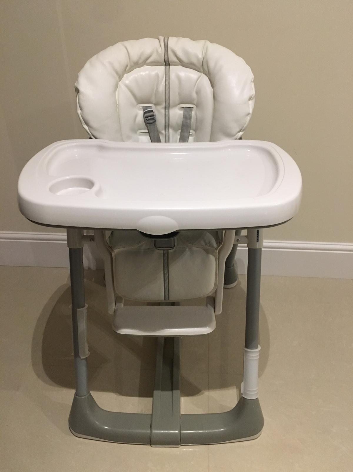 Wondrous Mamas And Papas Prima Papa Evo High Chair In L35 Helens For Bralicious Painted Fabric Chair Ideas Braliciousco