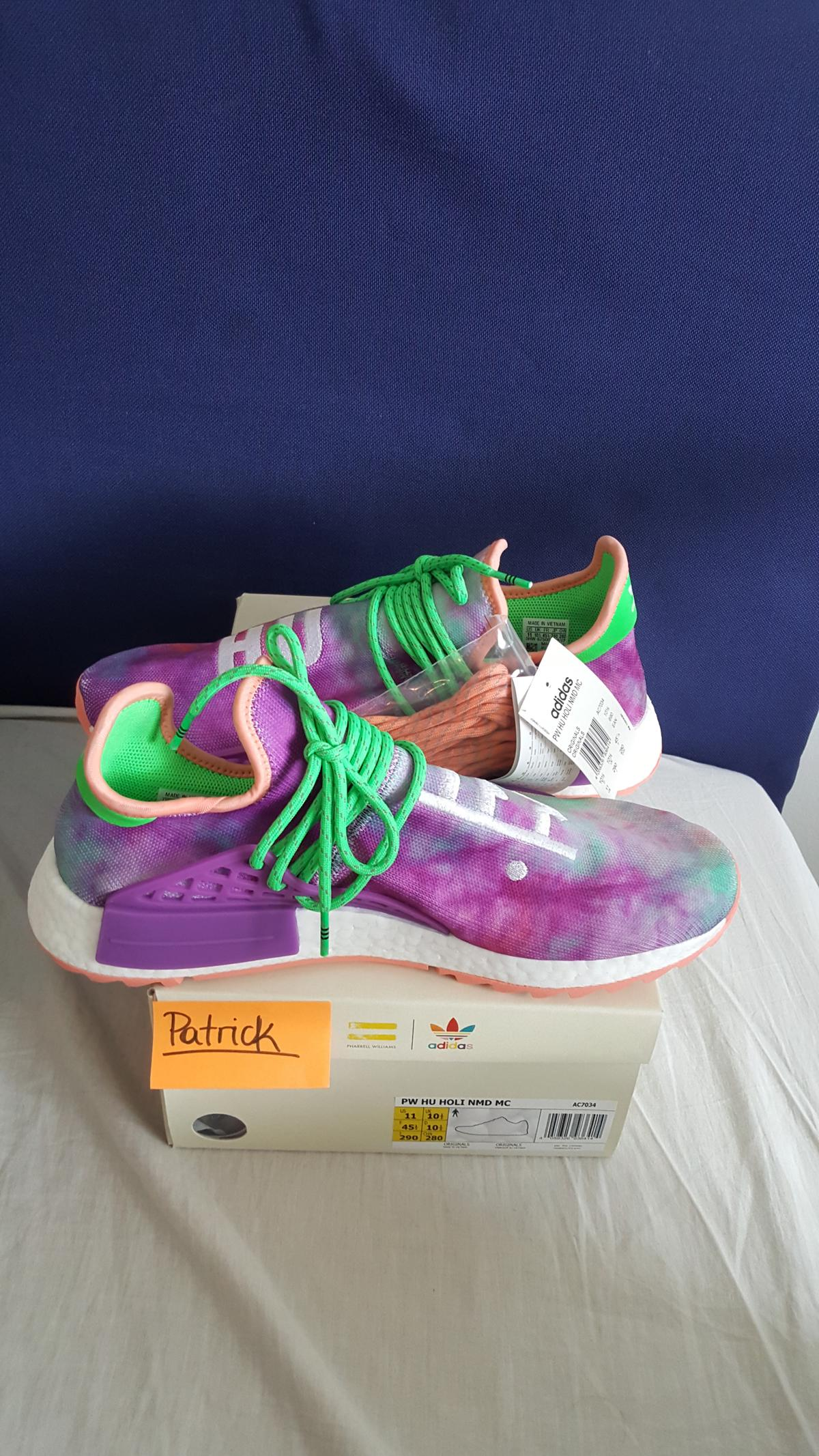 fd90241123afc Adidas Human Race HOLI NMD SIZE 45 EU in 80331 München for €299.00 ...