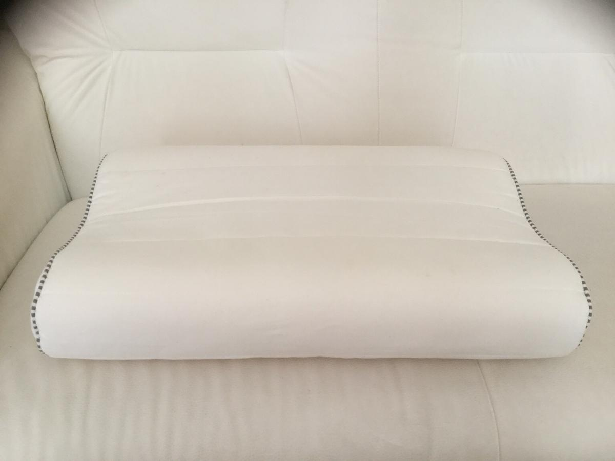 Memory Foam Pillow RÖLLEKA with cover