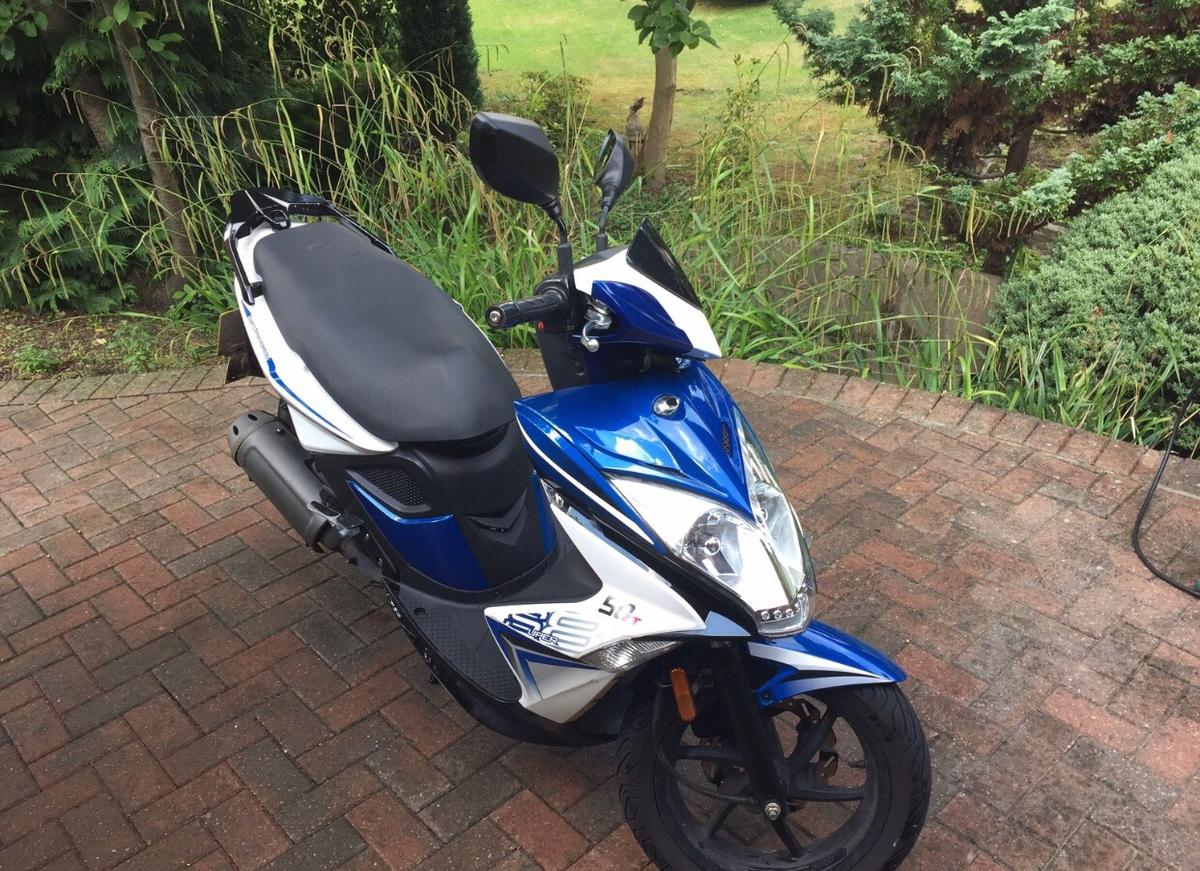 50 cc moped in BR6 Bromley for £700 00 for sale - Shpock