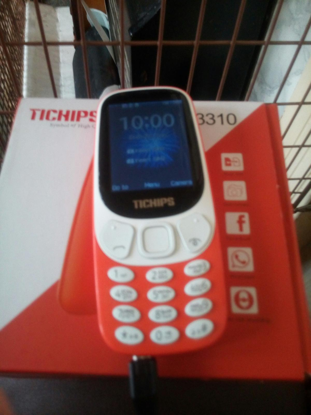 Tichips t3310 mobile phone