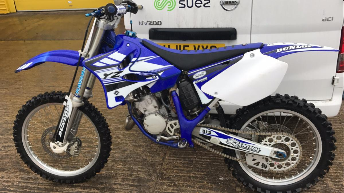 YZ125 2004 EXCELLENT CONDITION in Basildon for £1,500 00 for